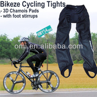 Wind proof cycling tight , fleece cycling tight