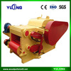 Yulong Tractor Driving or Self Propelled Disc Biomass Wood Chippers / Shredder for scrap wood and logs