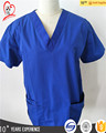 OEM Unisex Medical Nursing Uniform Scrubs Top custom style