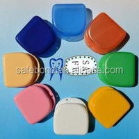 Plastic Denture Storage Box/Denture kits