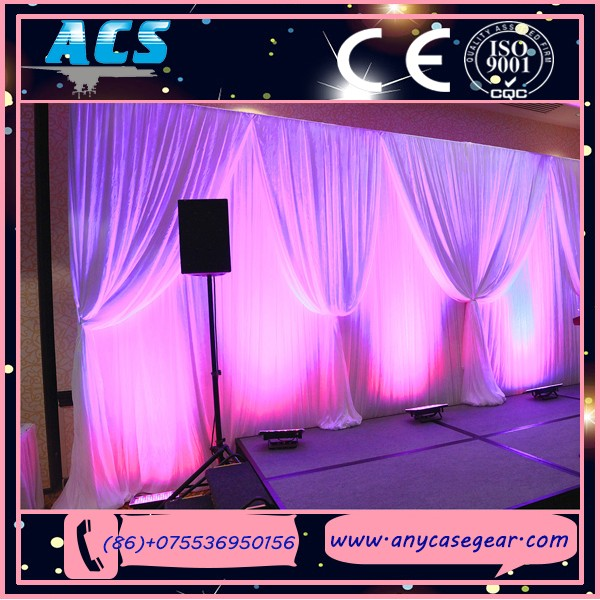 ACS Adjustable Pipe and Drape System Pipe and Drape Kits