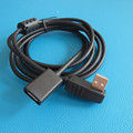 oem good quality 90 degree usb extension cable 2meter