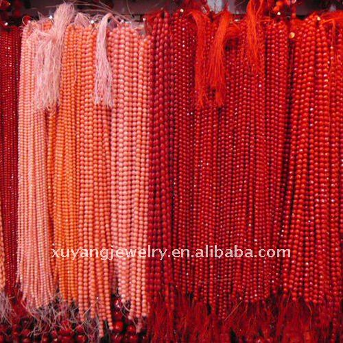 Natural red coral beads wholesale,accept paypal wholesalers (AB1433)