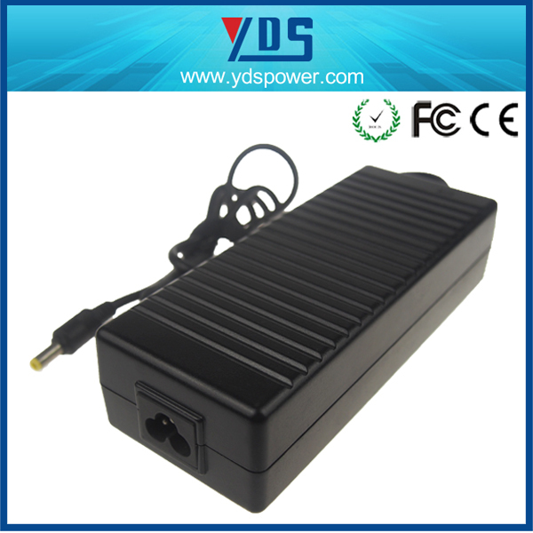buy direct from china 24V 5A 120W rj45 wireless adapter 50hz to 60hz adaptor for laptop