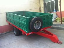 8T THREE WAY TIPPING TRAILER