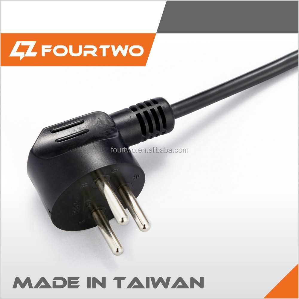 Israel ac power supply cord cable wire