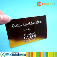 Electronic security solution MIFARE Ultralight C paper ticket card