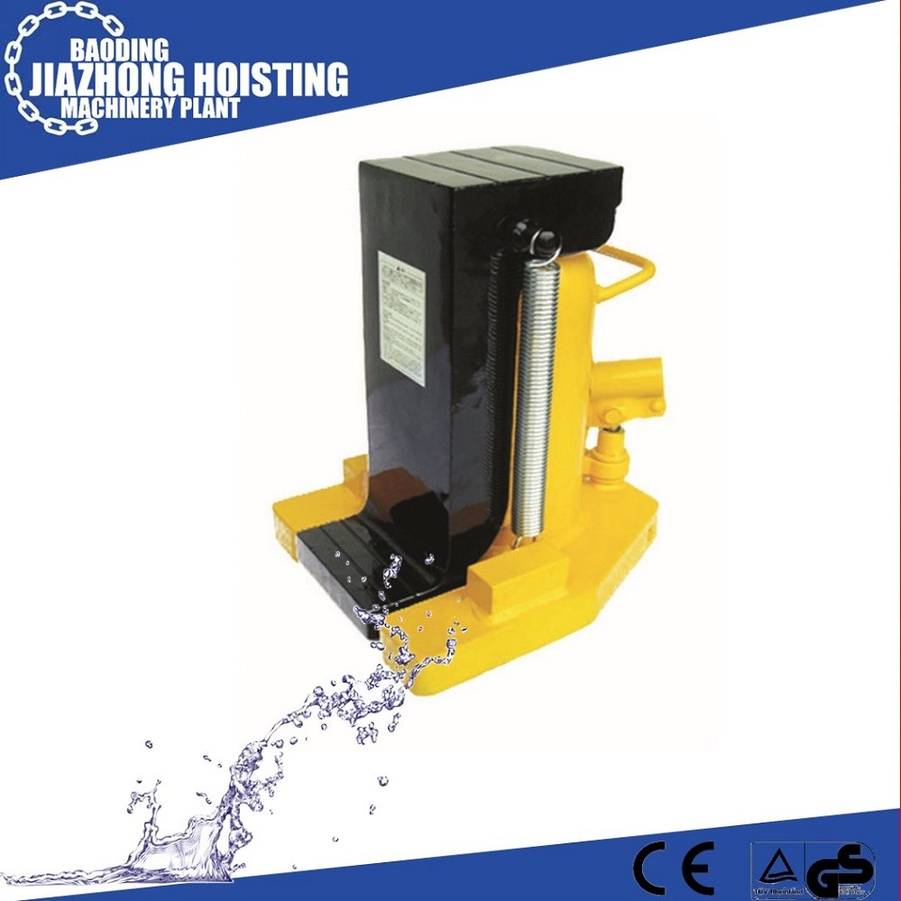 CE GS TUV Approved High Quality Claw Jack/hydraulic jack high lift/Hydraulic Toe jack