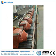 Hydraulic Planetary Gearbox Reducer Used For Concrete Mixers and Trucks