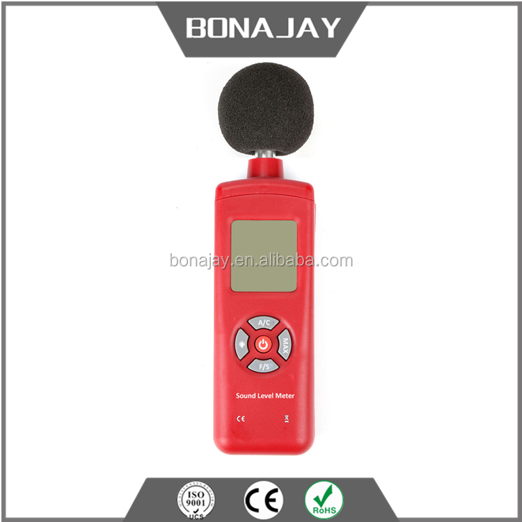 Professional Digital Sound Noise Level Meter