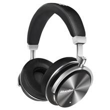 Bluedio T4 Active Noise Cancelling Over-ear Swiveling Wireless BT Headphones with Mic