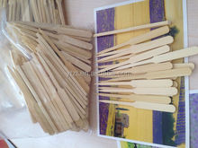 best quality bamboo skewer factory with handle for potato to turkey for party