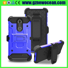 Hot sale Unicorn Beetle Rugged Holster Combo Belt Clip phone case for ZTE Grand X4 Z956