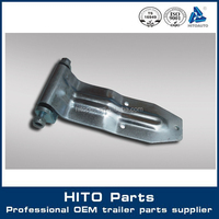 Van Box Trailer Spare Parts Rear Gate Hinge From China Factory 12234