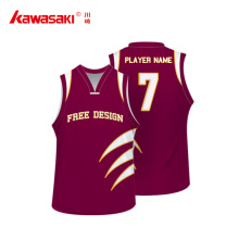The Newest High quality blank mesh basketball jersey custom
