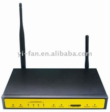 quad band built-in industrial module one SIM card slot EF3423 3g wireless router