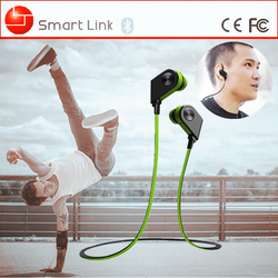 Consumer electronics bluetooth in ear stereo portable sport headphone support iOS and Android devices