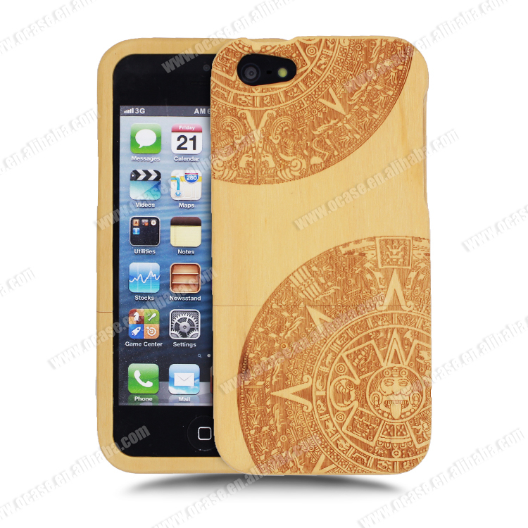 2015 Hot Mobile Phone Accessory For Wood Phone Cace For Iphone 6 Case.