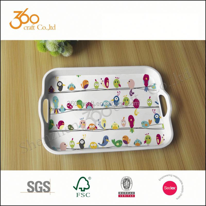 Eco-friendly baguette baking tray