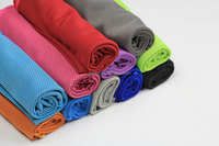 Microfiber Sports cooling towel, cool towel