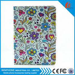OEM Hot Sell for iPad Pro Covers Wholesale Flower Pattern , For iPad Pro Case 12.9