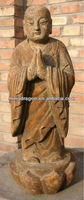 Chinese Antique Wooden Buddha Statue