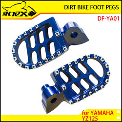NEX ALUMINUM DIRT BIKE FOOT PEGS FOR YAMAHA YZ125