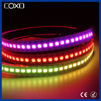 Constant Voltage DC12V Hot Sale ws2812b 144 LED Strip SMD2835 5050 60leds Flexible LED Light