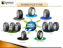 RHINO brand car tire car tyre prices in bangalore with stock