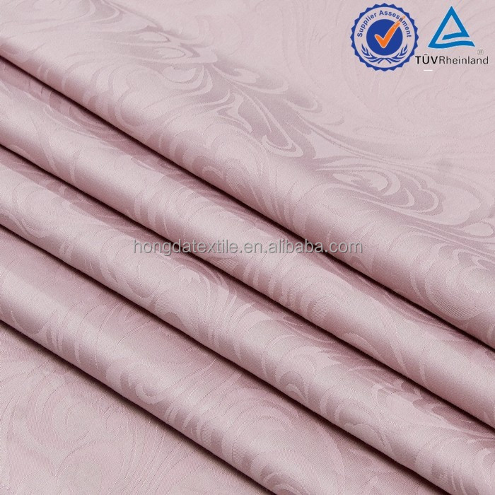 300TC 100% cotton Jacquard fabric for bedding set/bed sheet fabric