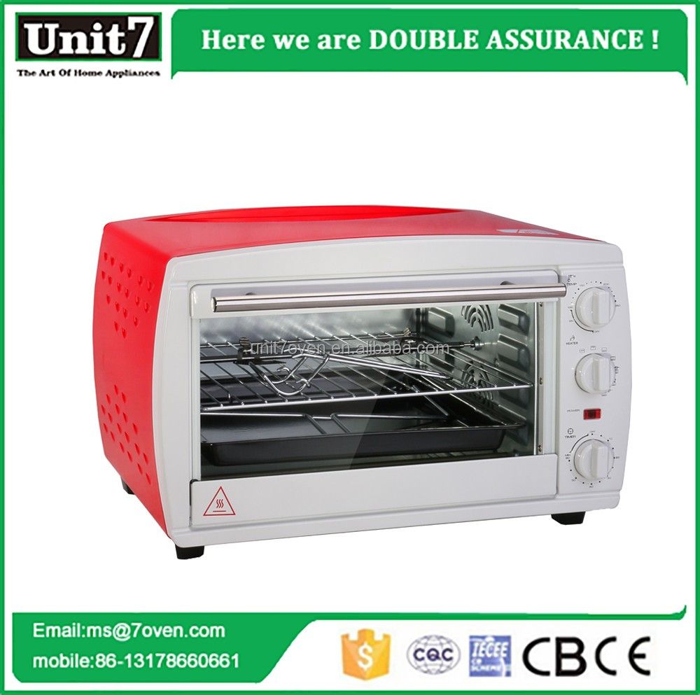 Unit7 Electrical resistance oven commercial bakery oven india