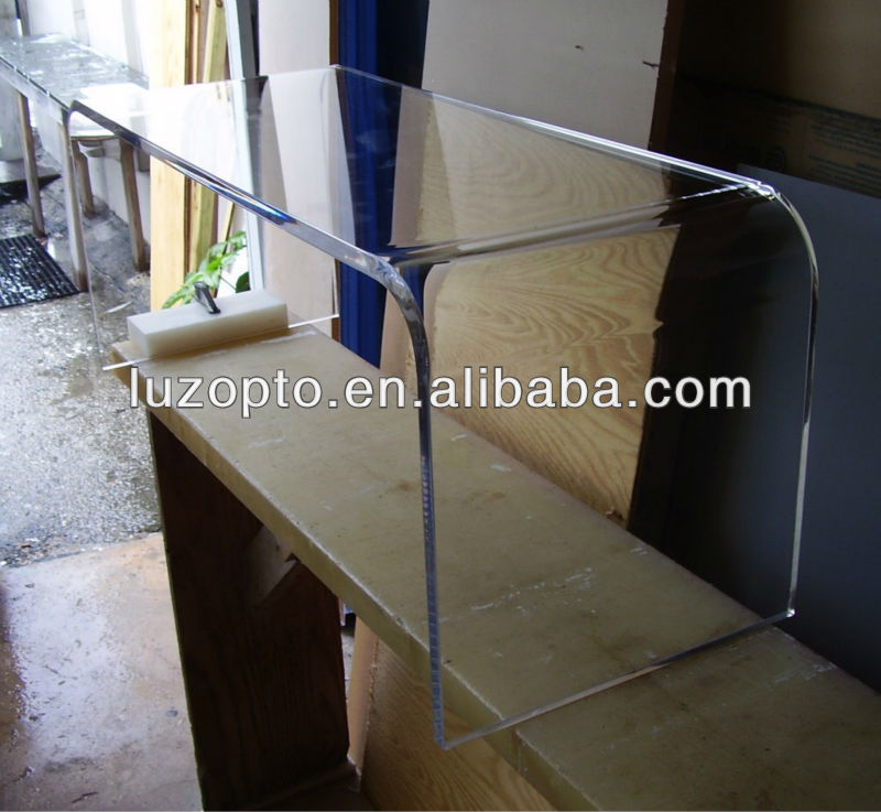 Transparent acrylique table basse table basse id de produit 713051746 french - Table basse acrylique ...