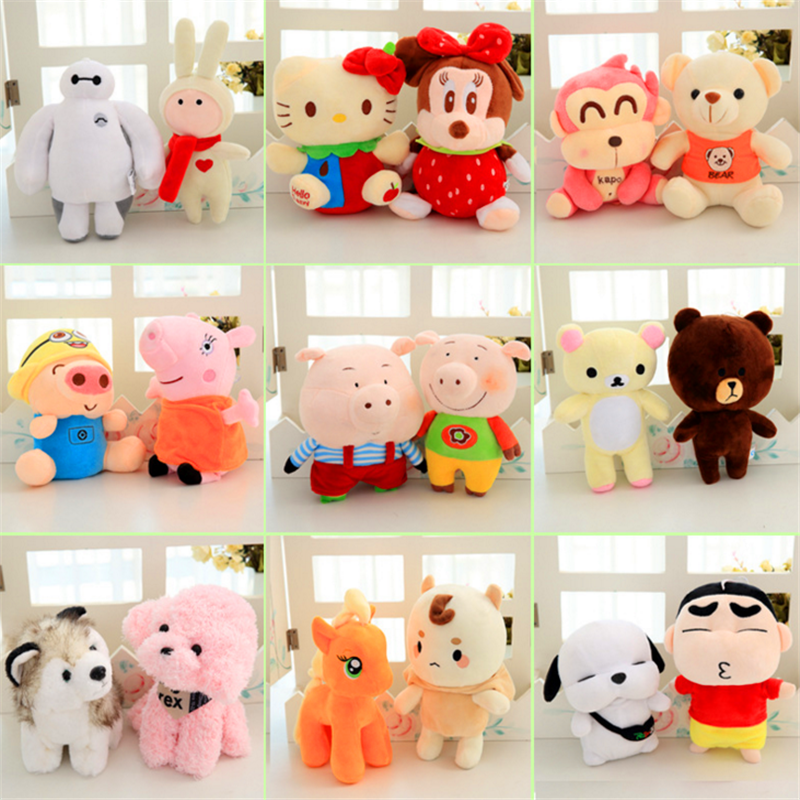 New Design Wholesale Animal Plush Toys Plush in Stuffed&Plush Animal For Crane Machine