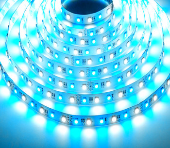 china supplier High quality 12v 5050 60pcs RGBW led Strip lights