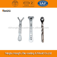 OEM aluminium alloy razor handle