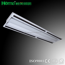 Australia type Recessed LED strip indirect air slot lighting troffer diffusers