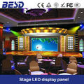 light weight indoor stage LED display panel 10mm