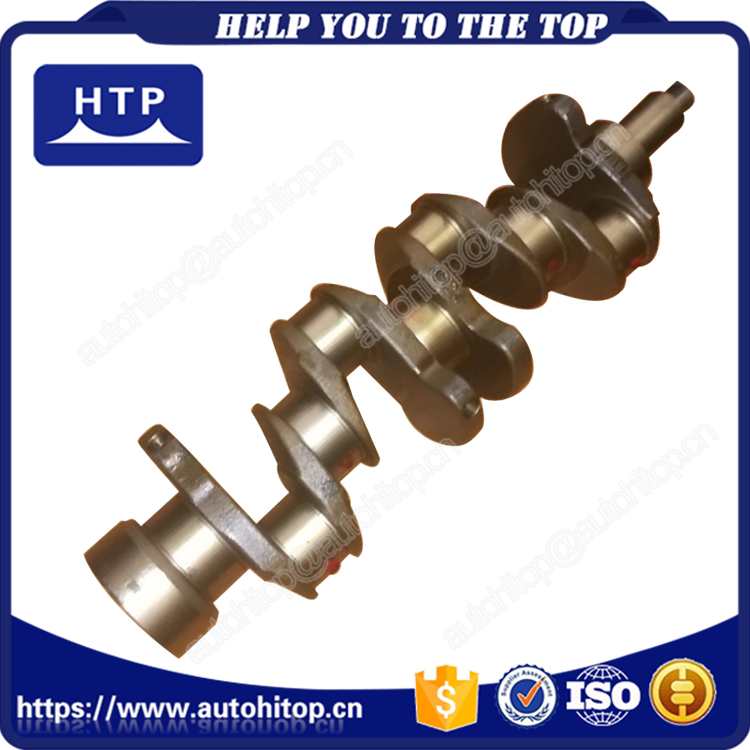 NPR Diesel Engine Casting Crankshaft 4BC2 for Isuzu 5123101610