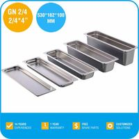 New Product Hotel Restaurant Supply, Stainless Steel Food Pan