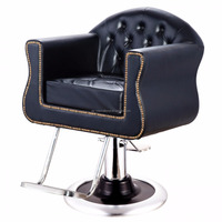"Whole sale quality beauty salon equipment""CASTILLA"" LUXURIOUS STYLING barber CHAIR"