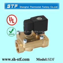 Water Solenoid Valve Internal Equalizated Valve SDF