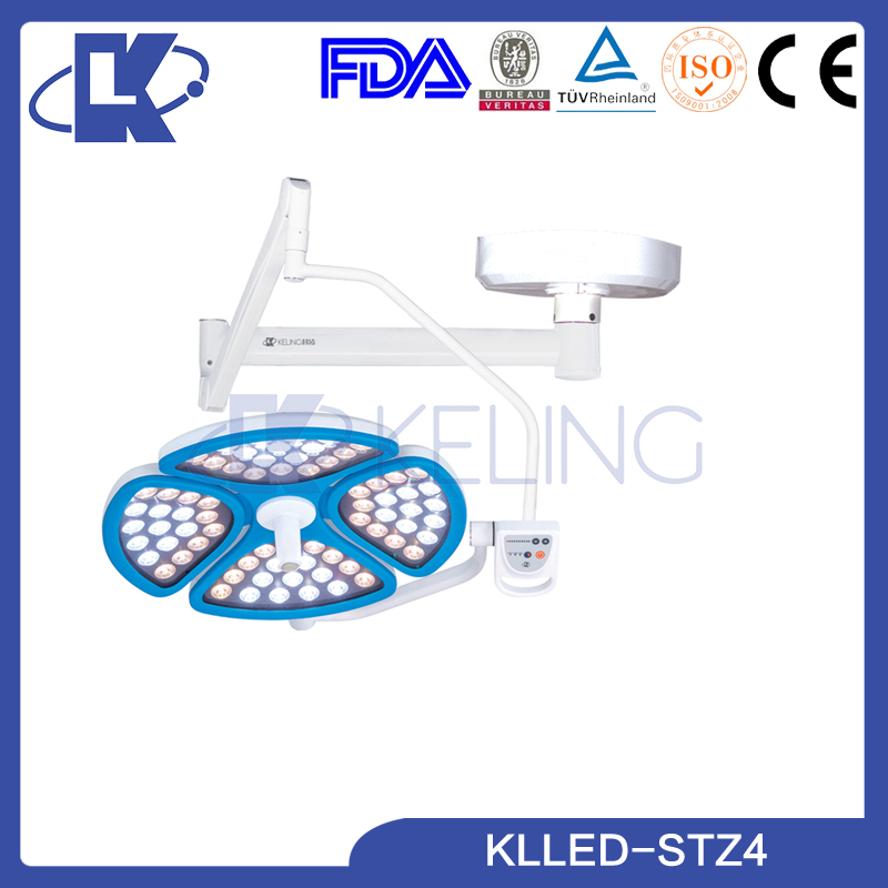 Manufacturers of medical equipments no welding titanium alloy arm operating lamp surgical