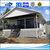 Thailand prefabricated steel frame house