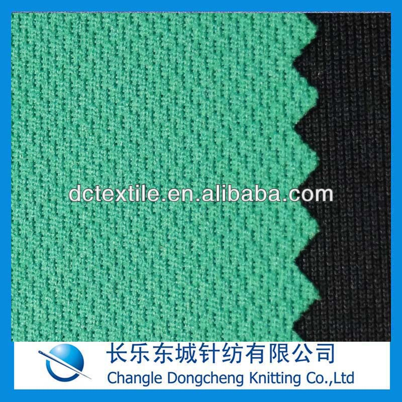 superfine BK cloth 100 polyester tricot knitting fabric for cloth