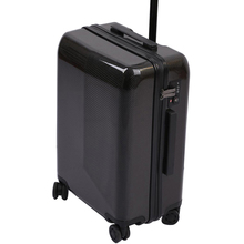 Modern carbon fiber travel luggage , super light carbon fiber luggage with rotatable Wheels