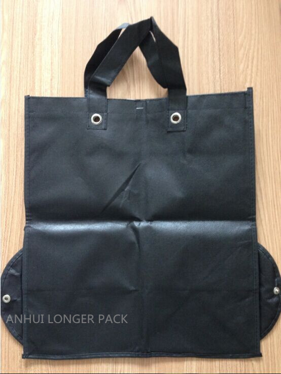 CL1048-2 Foldable bag promotional non woven bag with handle