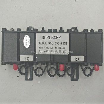 Duplexer UHF 400~470MHz 10W MINI Duplexer for Hytera Repeater