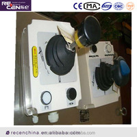 tower crane controller, joystick, for hoist , slewing and trolley