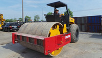 Used Road Roller Dynapac CA30D For Sale,used asphalt rollers for sale