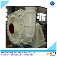 High chrome abrasive river sand suction pump sand dredge pump